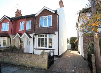 Thumbnail 3 bed semi-detached house for sale in Chaucer Road, Ashford, Surrey