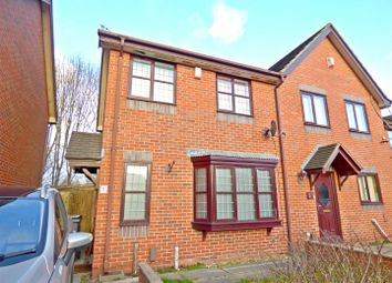 Thumbnail 3 bedroom semi-detached house to rent in Lauren Close, Fenton, Stoke-On-Trent