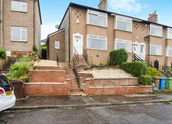 Thumbnail 2 bed end terrace house for sale in Moray Drive, Clarkston, Glasgow