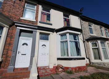 Thumbnail 4 bed terraced house to rent in Buchanan Street, Blackpool