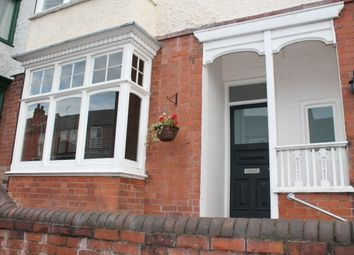 Thumbnail 4 bed semi-detached house to rent in Percival Road, Nottingham