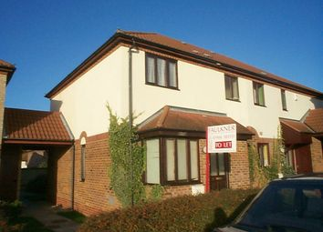 Thumbnail 1 bed property to rent in Groundsel Close, Walnut Tree, Milton Keynes