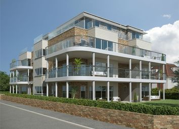 Thumbnail 3 bedroom flat for sale in Aquila, 21 Boscombe Overcliff Drive, Southbourne, Dorset