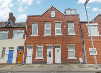 Thumbnail 1 bed flat for sale in Aged Miners Cottages, Back High Market, Ashington