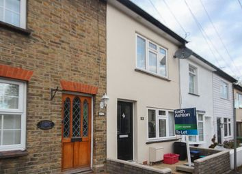 Thumbnail 2 bed cottage to rent in Sussex Road, Warley, Brentwood
