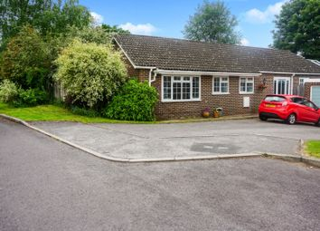 Thumbnail 4 bed detached bungalow for sale in Longmead, Newbury, Woolton Hill