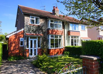 Thumbnail 3 bed semi-detached house for sale in Pool House Road, Poynton, Stockport