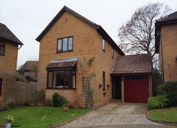Thumbnail 3 bed detached house for sale in Overton Shaw, East Grinstead, West Sussex