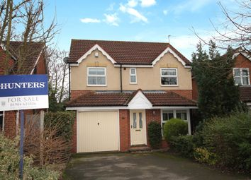 Thumbnail 4 bed detached house for sale in Landau Close, Clifton Without, York