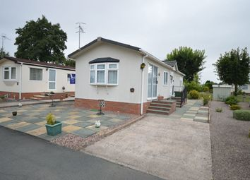 Thumbnail 2 bedroom bungalow for sale in Doverdale Park Homes, Hampton Lovett, Droitwich