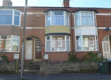 Thumbnail 3 bed terraced house for sale in Kingsland Avenue, Chapelfields, Coventry - No Chain