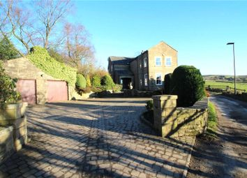 Thumbnail 4 bedroom detached house for sale in Hollingworth Fold House, Syke Road, Littleborough, Greater Manchester