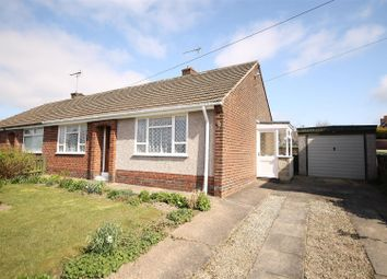 Thumbnail 2 bed semi-detached bungalow for sale in Ayncourt Road, North Wingfield, Chesterfield