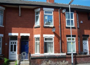 Thumbnail 2 bed terraced house to rent in St. Ives Road, Rusholme