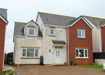 Thumbnail 4 bed detached house for sale in Sheila Fell Close, Aspatria, Wigton