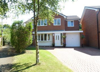 Thumbnail 5 bedroom detached house for sale in The Pines, Leyland