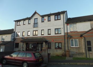 Thumbnail 1 bedroom flat for sale in Washbourne Close, Devonport, Plymouth