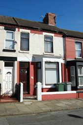Thumbnail 3 bed terraced house to rent in Park Road, Tranmere, Birkenhead