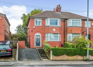 Thumbnail 3 bed semi-detached house for sale in Chapman Street, Gorton, Manchester, Greater Manchester