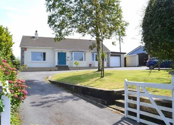 Thumbnail 3 bed detached bungalow for sale in Maenygroes, New Quay, Ceredigion