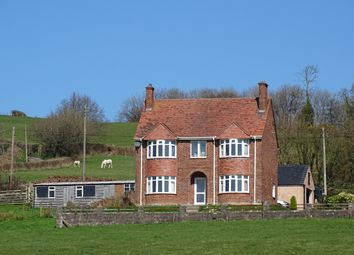 Petton Cross, Bampton, Devon EX16. 3 bed detached house for sale
