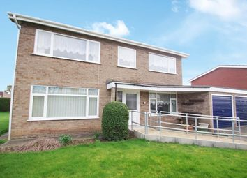 Thumbnail 4 bed detached house for sale in Lindum Way, Donington, Spalding