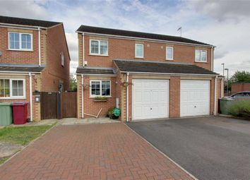 Thumbnail 3 bed property to rent in Bek Close, New Houghton, Mansfield Nottinghamshire