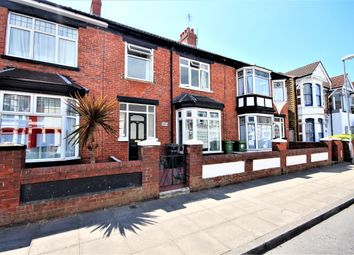 Thumbnail 3 bedroom terraced house for sale in Chichester Road, Copnor, Portsmouth
