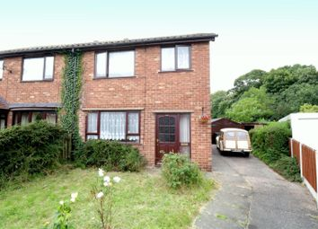 Thumbnail 3 bed semi-detached house for sale in Glebe Road, Swinton, Mexborough
