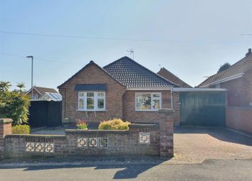 Thumbnail 2 bed detached bungalow for sale in Lansdowne Road, Shepshed, Leicestershire