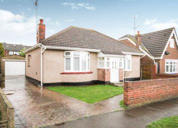 Thumbnail 2 bed detached bungalow for sale in Woolifers Avenue, Corringham