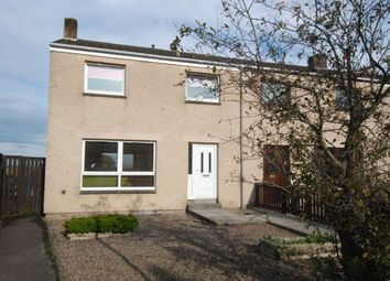 Thumbnail 3 bed end terrace house for sale in Gilmour Street, Cowdenbeath