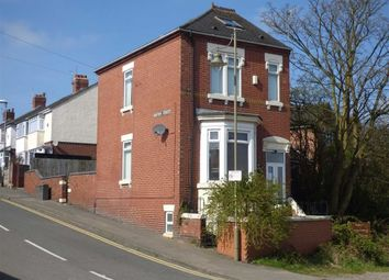 Thumbnail 2 bed detached house for sale in Vicarage Road, Hartshill, Stoke-On-Trent