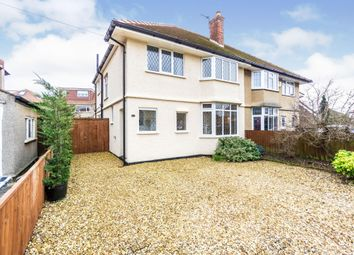 Thumbnail Semi-detached house for sale in Garden Hey Road, Meols, Wirral