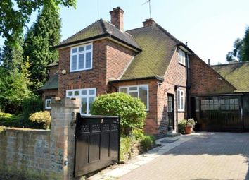 Thumbnail 4 bedroom detached house for sale in Oundle Drive, Wollaton Park, Nottinghamshire