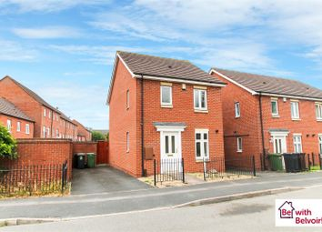 Thumbnail 3 bedroom detached house for sale in Rothesay Gardens, Parkfields, Wolverhampton