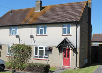 Thumbnail 3 bedroom semi-detached house to rent in Anson Road, West Wick, Weston-Super-Mare