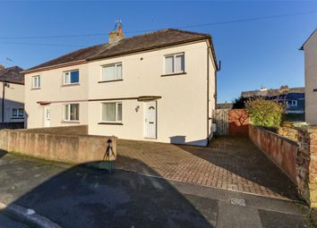 Thumbnail 3 bed semi-detached house for sale in 4 Thirlmere Avenue, Cockermouth, Cumbria