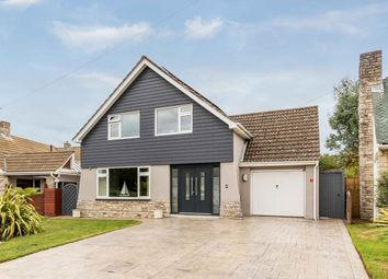 Thumbnail 3 bed detached house for sale in Birchwood Close, Christchurch