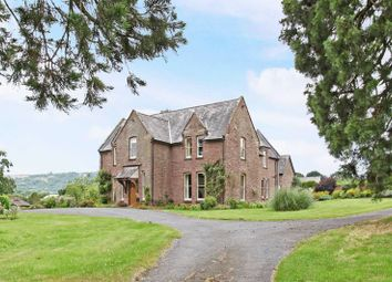Thumbnail 7 bed detached house for sale in Orcop, Hereford