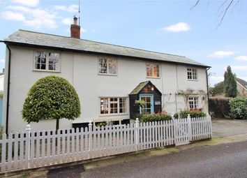 Thumbnail 3 bed detached house for sale in Dash End Lane, Kedington, Suffolk