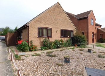 Thumbnail 2 bed detached bungalow for sale in Haggars Mead, Forward Green, Stowmarket