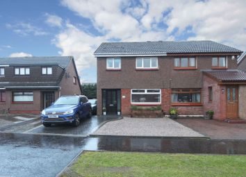 Thumbnail 3 bed semi-detached house for sale in Duddingston Drive, Kirkcaldy, Fife