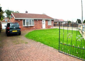 Thumbnail 2 bed bungalow for sale in Crich Avenue, Barnsley, South Yorkshire
