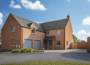 Thumbnail 5 bed detached house for sale in The Bradbourne, Century Drive, Off Normanton Rd, Packington