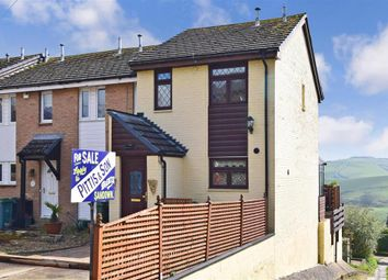 Thumbnail 2 bed end terrace house for sale in The Mall, Brading, Sandown, Isle Of Wight