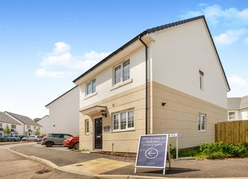 Thumbnail 3 bed detached house for sale in Plot 15, 2 Sackville Close, Plymstock, Plymouth, Devon
