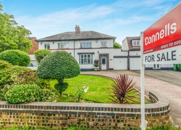 Thumbnail 3 bed semi-detached house for sale in Sutton Road, Walsall