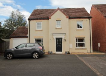 Thumbnail 3 bed detached house for sale in Neville Close, Gainford, Darlington, Durham