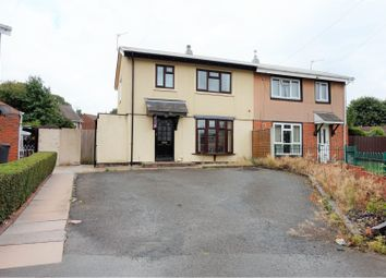 Thumbnail 3 bedroom semi-detached house for sale in Elmcroft Gardens, Wolverhampton